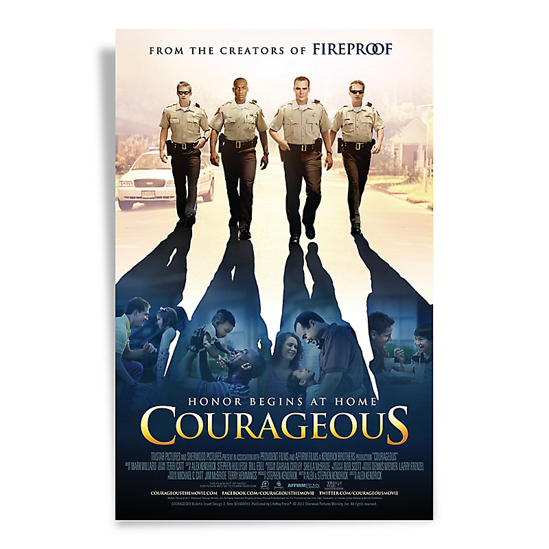 Courageous Bulletin Inserts 3
