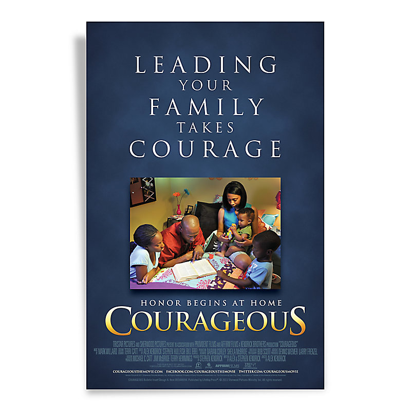Courageous Bulletin Inserts 4