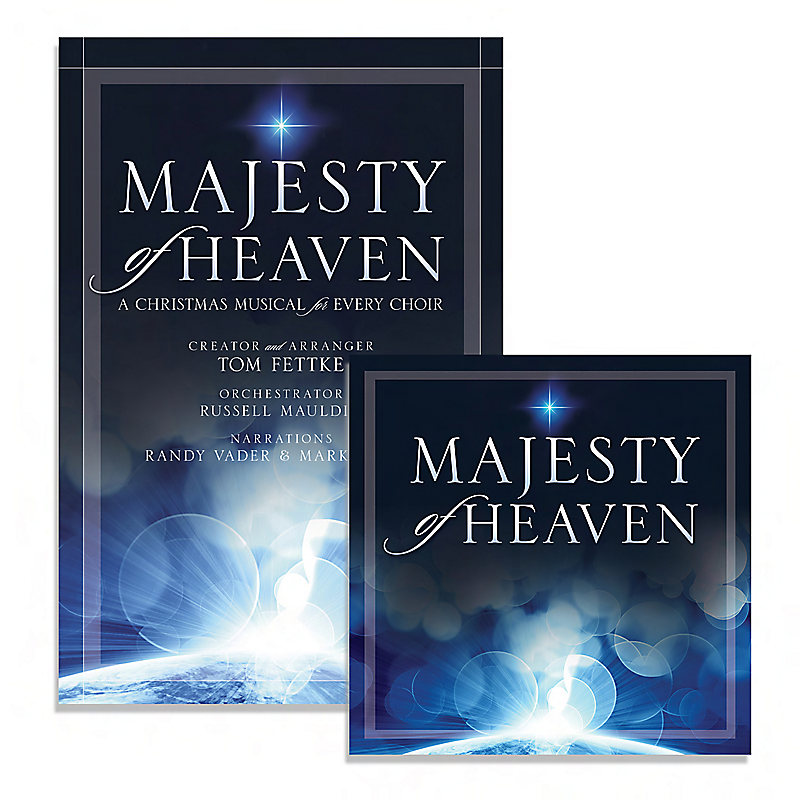 Majesty of Heaven - Promo Pak