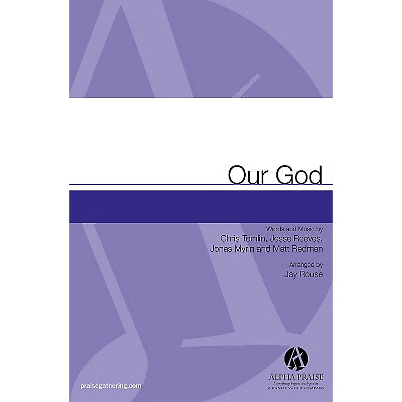 Our God - Anthem Tracks