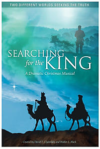 Searching For the King Listening CD