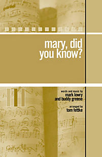 Mary, Did You Know? - Orchestration
