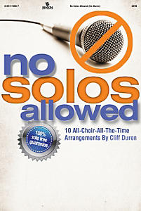 No Solos Allowed Bass