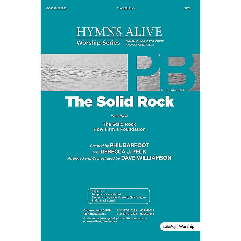 The Solid Rock - Anthem