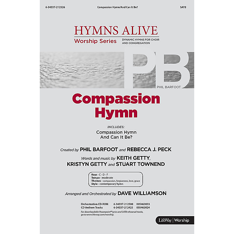 Compassion Hymn - Anthem