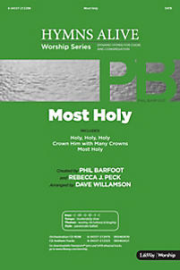 Most Holy - Orchestration CD-ROM (PDF)
