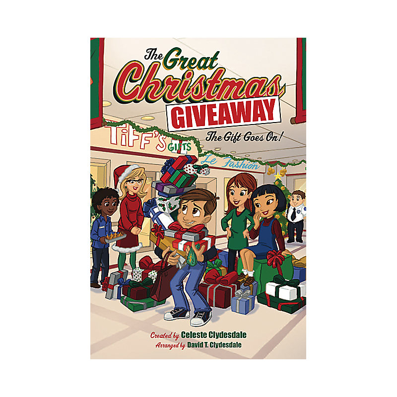 The Great Christmas Giveaway Kit