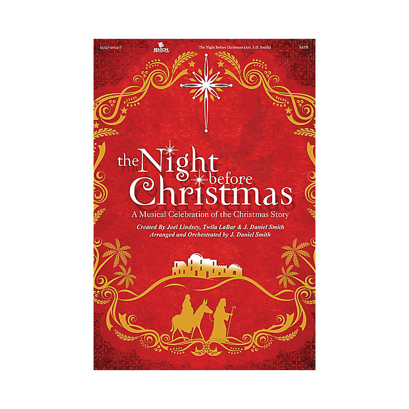 The Night Before Christmas Choral Book