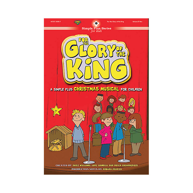 For the Glory of the King Choral Book