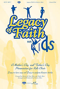 Legacy of Faith for Kids Preview Pack