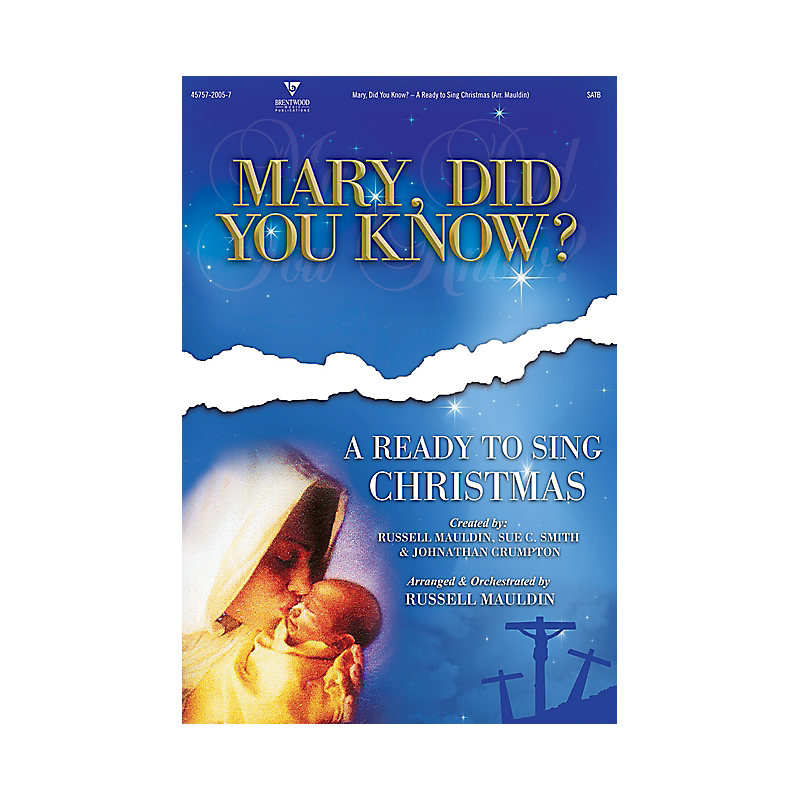 Mary Did You Know Preview Pack
