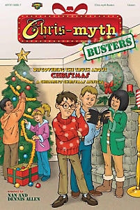 Chris-Myth Busters Choral Book
