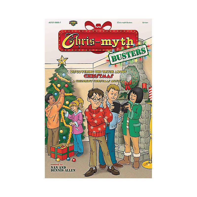 Chris-Myth Busters CD Fun Pack