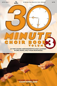 30-Minute Choir Book, Volume 3 Alto
