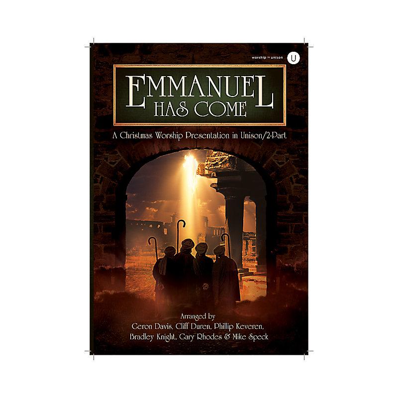 Emmanuel Has Come - Listening CD