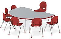 VIRCO ACTIVITY TABLES - MODEL 482448LO