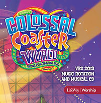 VBS 2013 Music Rotation and Musical CD | LifeWay Christian