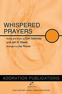 Whispered Prayers - Anthem Tracks