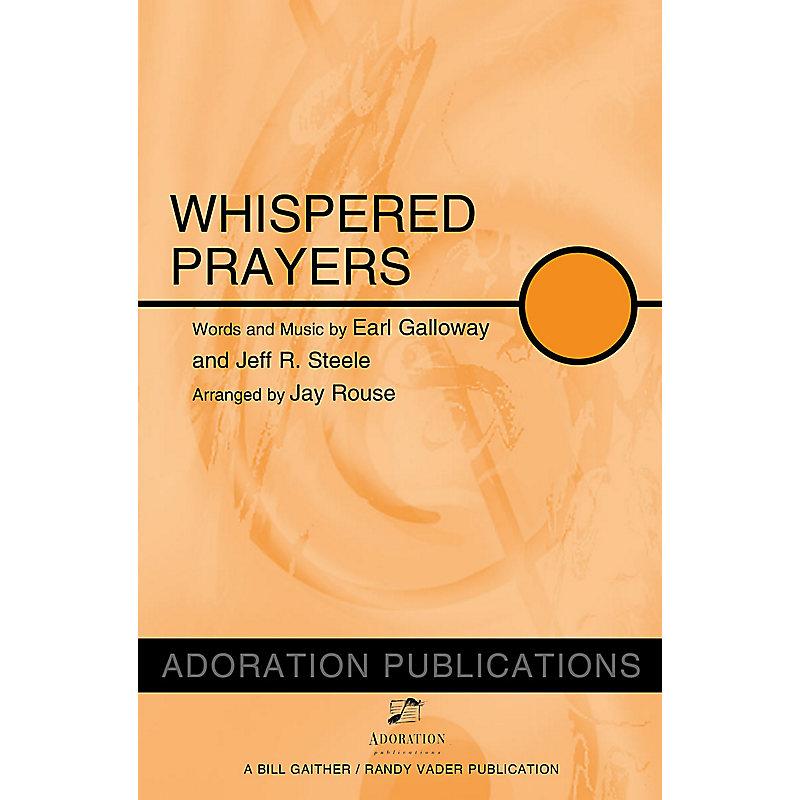 Whispered Prayers - Rhythm Charts