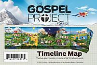 The Gospel Project for Kids: Timeline Map