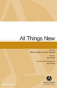 All Things New - Orchestration