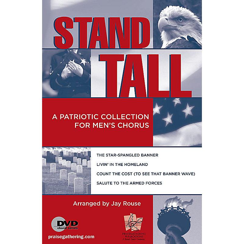 Stand Tall - Accompaniment CD