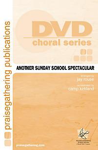 Another Sunday School Spectacular - DVD Anthem Tracks