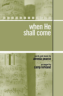 When He Shall Come - Orchestration