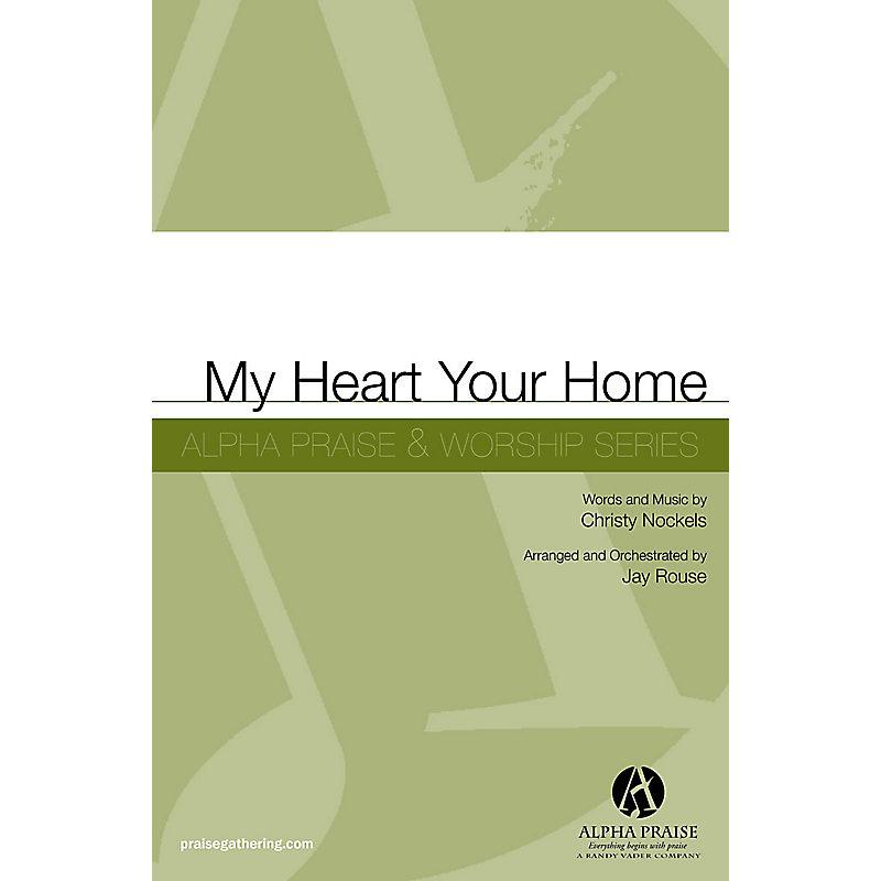 My Heart Your Home - Rhythm Charts