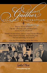 Bill & Gloria Gaither Diamond Celebration - Anthem Tracks
