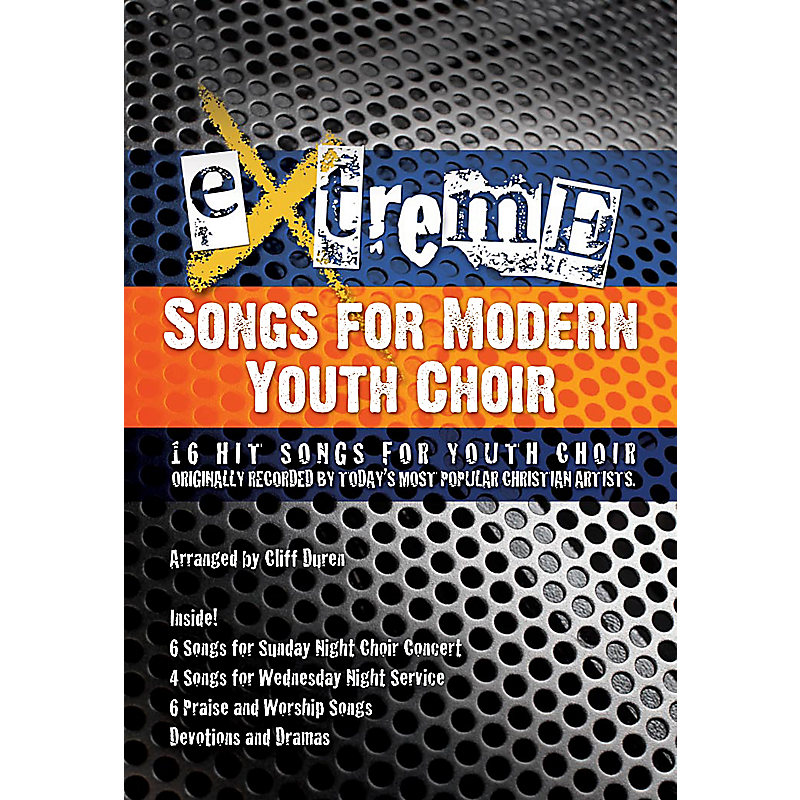 Extreme: Songs for Modern Youth Choir, Alto