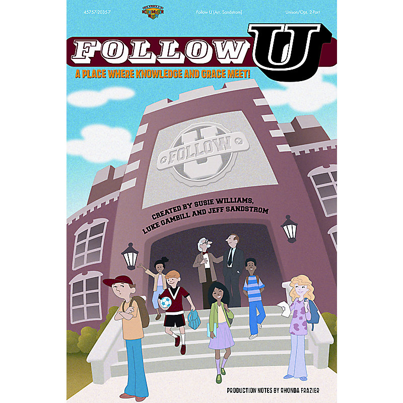Follow U; A Place Where Knowledge and Grace Meet!