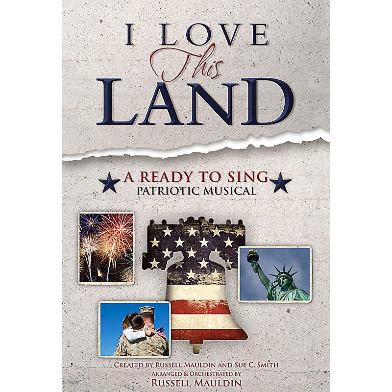 I Love This Land, Soprano; Patriotic Musical