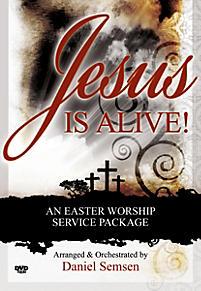 Jesus Is Alive! - Accompaniment CD