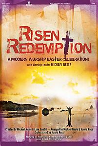 RISEN REDEMPTION DVD WORSHIP KT