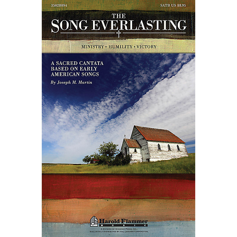 SONG EVERLASTING SATB ORCH CD ROM