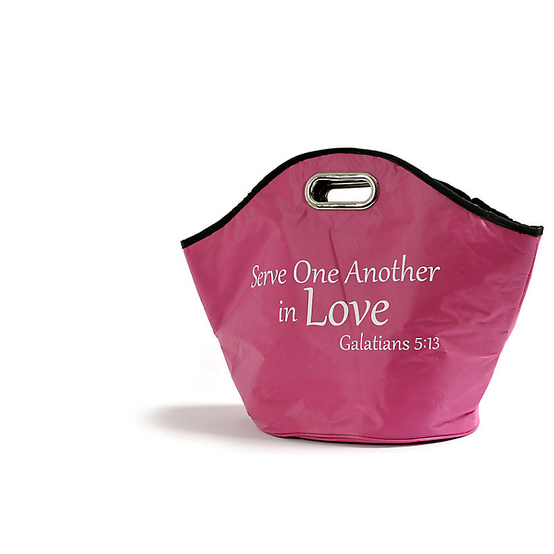 Insulated Hospitality Tote