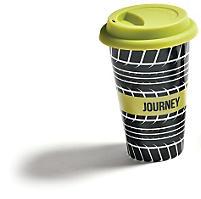 Journey Mug With Lid