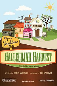 Hallelujah Harvest - Listening CDs (Pack of 10)