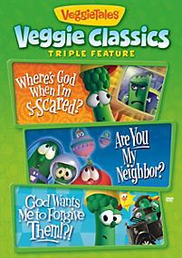 Veggie Classics Triple Feature