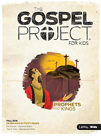 Gospel Project Fall  Session  For Kids