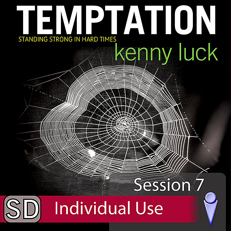 Temptation: Standing Strong Against Temptation - Video Sessions (Video Download)