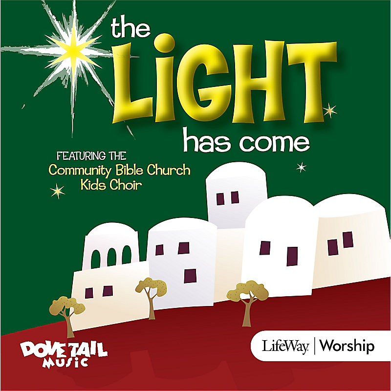 The Light Has Come - Listening CD