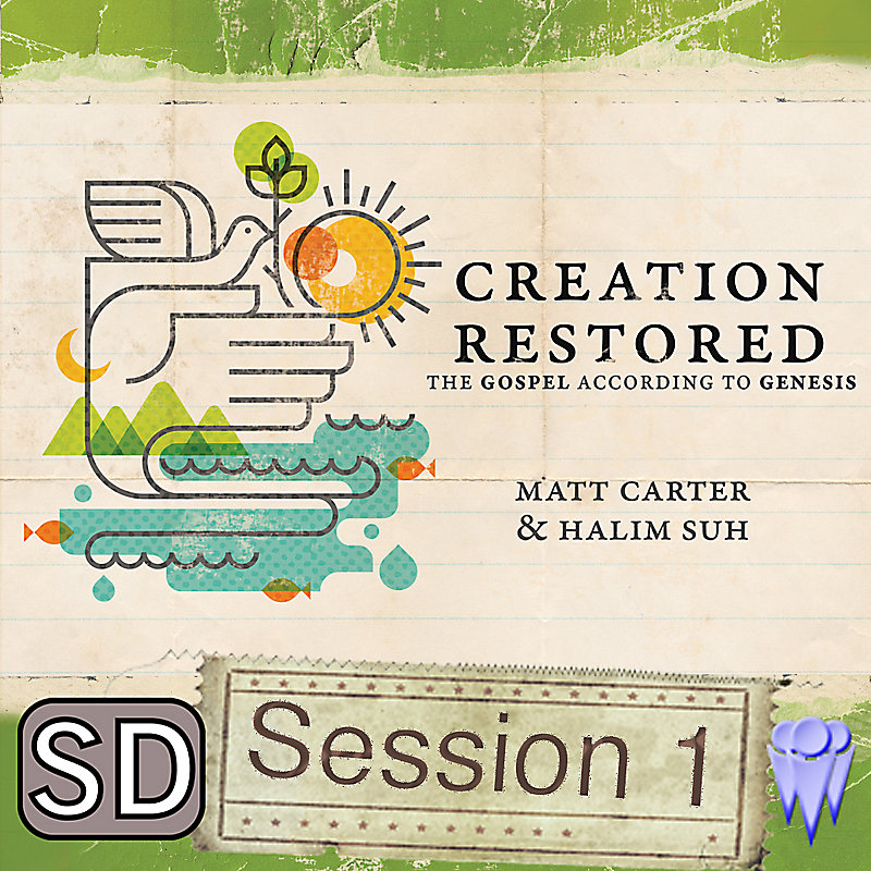 Creation Restored - Group Use Video Sessions (Video Download)