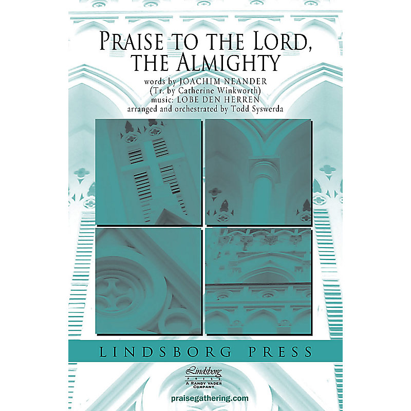 Praise to the Lord, the Almighty - Orchestration