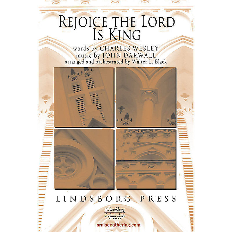 Rejoice the Lord Is King - Orchestration