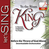 before the throne of god above pdf