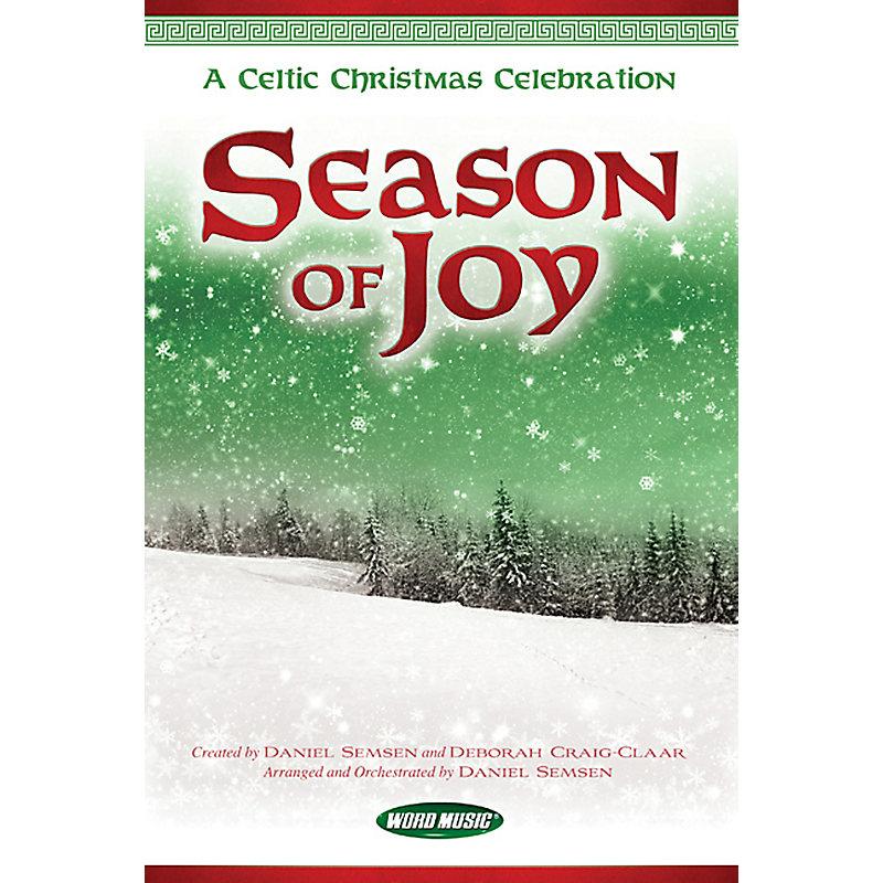 Season of Joy Choral Book