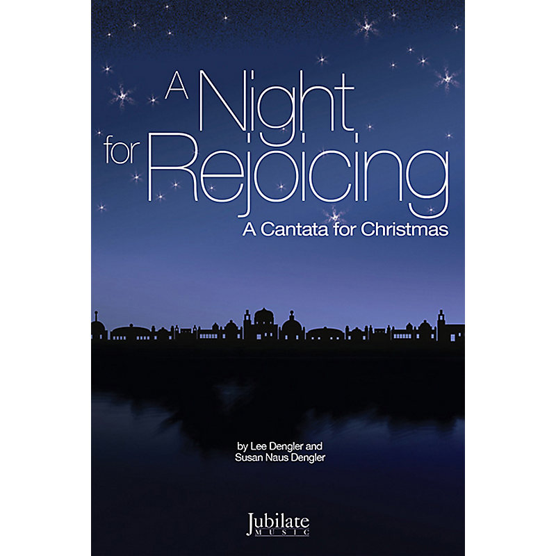 A Night for Rejoicing Choral Book