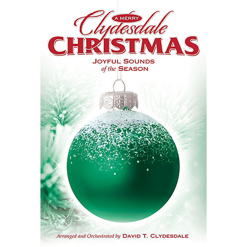 A Merry Clydesdale Christmas CD Preview Pack